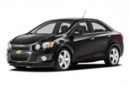 Chevrolet Aveo (черный)