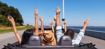 Прокат автомобилей без водителя: отпуск с комфортом